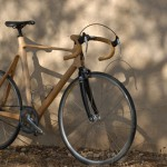 "Birch Bike: DIY ""Fixed Gear"" Holzfahrrad aus Birkenholz"