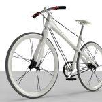 Designer-Citybike Wire Bike von Ionut Predescu