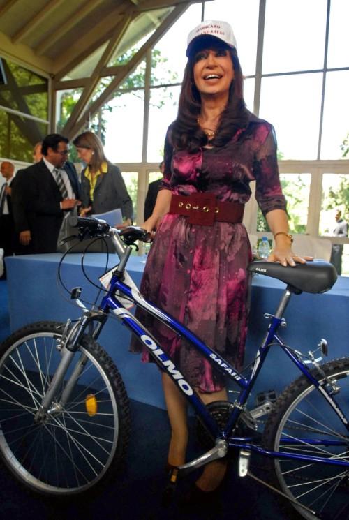 In Argentinien wurde eine Abwrackprämie für Fahrräder schon eingeführt.
