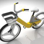 24-7 City Pedelec vs Mööf, Zwilling-Citybikes mit Elektromotor