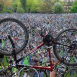 Critical Mass: Zehntausende in Budapest