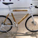 Bambus-Fahrrad the bamboo von Ross Lovegrove + biomega