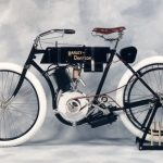 Harley Davidson von 1905: Ein Cruiser-Bike mit Motor!