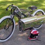 Das Raketen-Rad: Jet-Bike von Bob Maddox