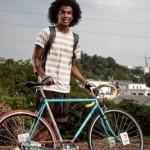 Bilder: Radfahrer von Joshua Hoffmann