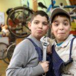 Velo-fit: Die Fahrradwerkstatt als Ausweg