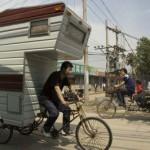 Camping-Fahrrad