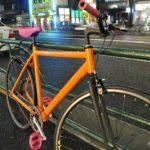 Fixies in Tokio
