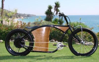 elektrisches cruiser fahrrad von marrs. Black Bedroom Furniture Sets. Home Design Ideas