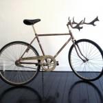 Sonderbare Bilder: Fahrräder für Verrückte