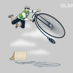 Rad fahren boomt von New York bis Berlin