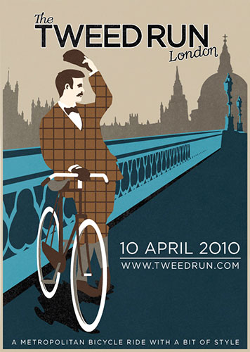 tweedrun-london-poster
