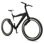 Hybrid Bike ohne Naben von Peter Dudas
