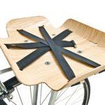 Gebogener Fahrrad-Korb: Bent Basket von Faris Elmasu