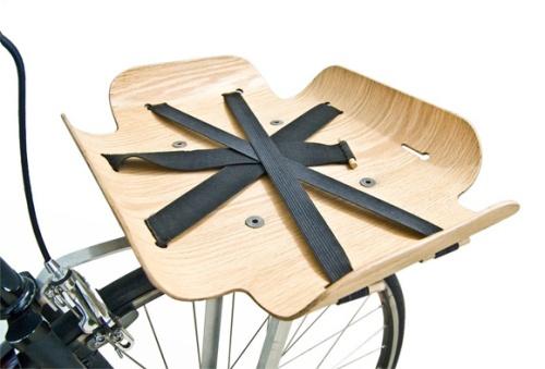 gebogener fahrrad korb bent basket von faris elmasu. Black Bedroom Furniture Sets. Home Design Ideas