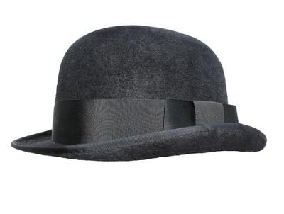 Runder Hut-Helm