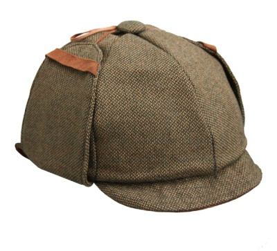 Sherlock Holmes Helm