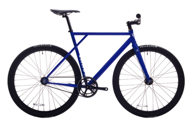 CMNDR KSK Fixie in blau von Polo and Bike.