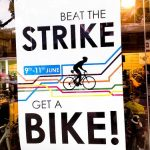 U-Bahn Streik in London: Alles auf die Räder!