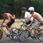 Bike Polo WM: Bilder aus Berlin