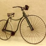 Rover Safety Bicycle von 1885/1886