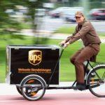 UPS Lastenräder: Bald auch um die Ecke?