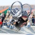 Double-Backflip: Rollstuhl-Akrobatik mit Aaron Fotheringham