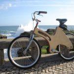 Bizarre Holzräder von Xylon Bikes