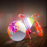 Video: Fahrrad-Kunst von Olek und Dev Harlan
