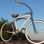 Custom Cruiser und Chopper Fahrräder von HF Cycles