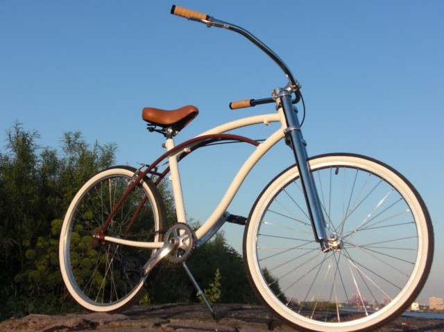 HF One Custom Cruiser Fahrrad