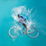 Rad fahren ist cool wie diese Fotos zeigen