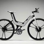 Ford E-Bike Concept: Elektrofahrrad aus einem Guss