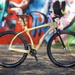 Modern rustikal: Connor Holzfahrräder