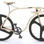 Luxus-Holzfahrrad: Thonet Bike von Andy Martin