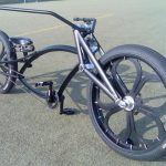 Custom Chopper-Fahrrad Kreationen Made in Germany