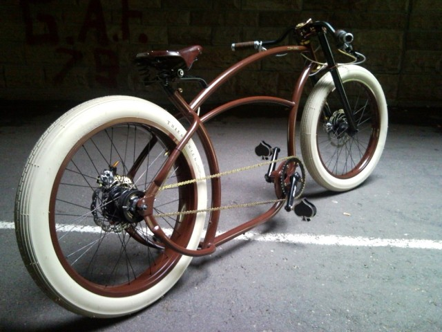 Custom Chopper von DonMcRon