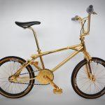 Hutch BMX Bike aus Gold von maxlomax