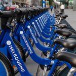 Es gibt 500 Bike-Sharing Progamme weltweit