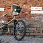 Carma Project: Ein Fahrrad aus Autowrackteilen