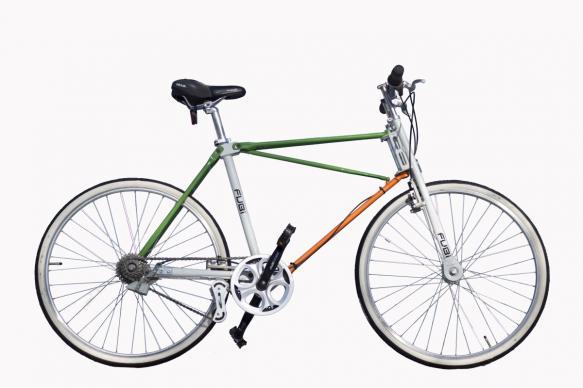 Fubi Bike ganz