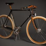 Stilvoll: Ascari Copper Retro-Herrenrad