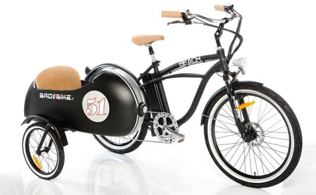 fahrrad beiwagen seitenwagen