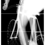Röntgen-Aufnahmen auf dem Rennrad