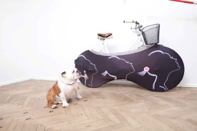 velosock-hund