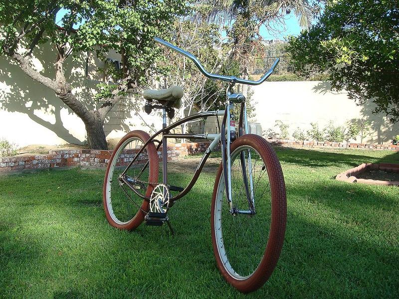 1948 Schwinn Hornet Deluxe Cruiser Fahrrad