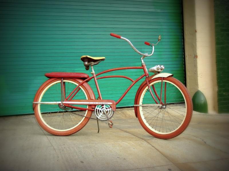 1954 JC Higgins Cruiser Fahrrad