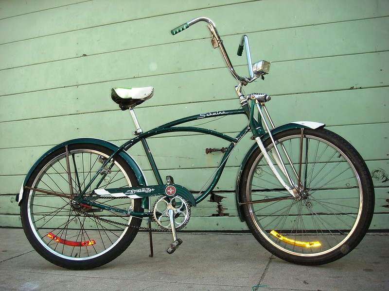 1960 Two Speed, Schwinn Speedster Cruiser Fahrrad
