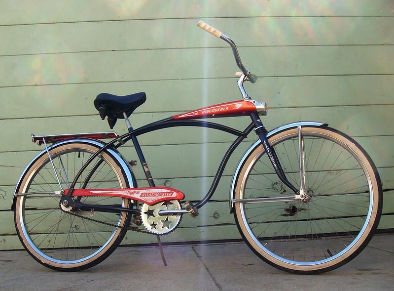 1965 AMF Roadmaster Discoverer Cruiser Fahrrad
