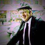 Ritter auf dem glänzenden Fahrrad: Boris Johnson, Premierminister